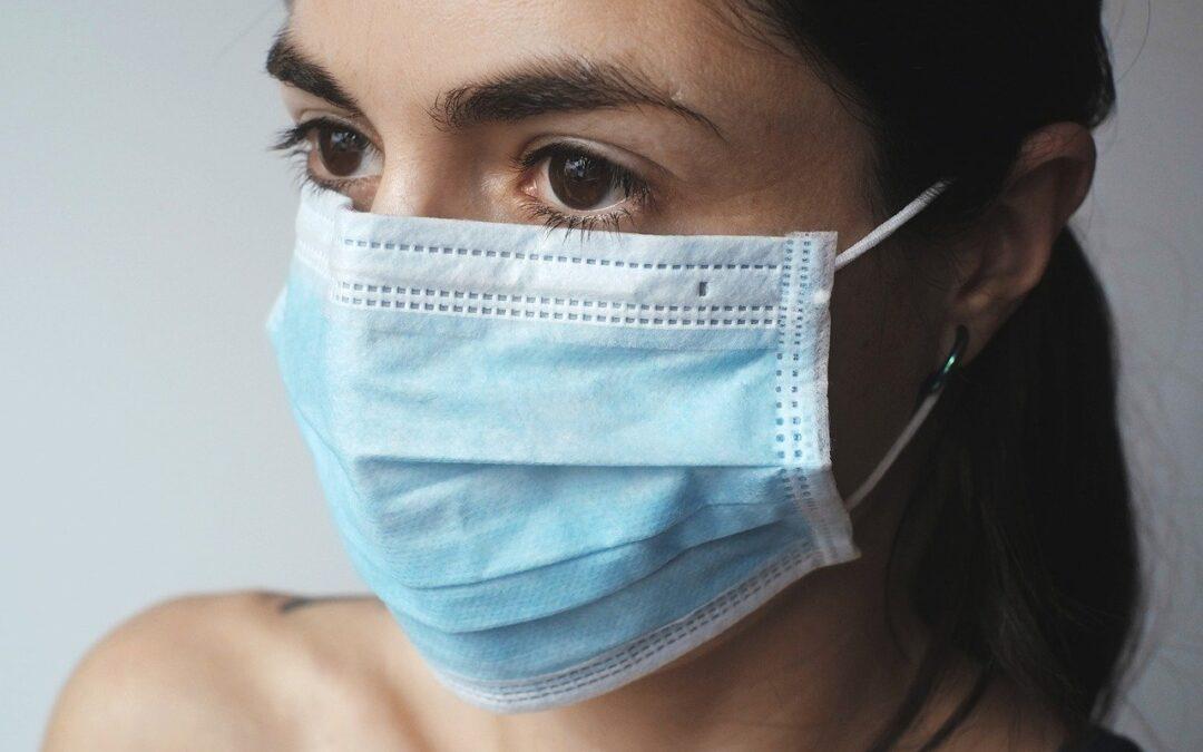 Masken schützen nicht nur unser Gegenüber